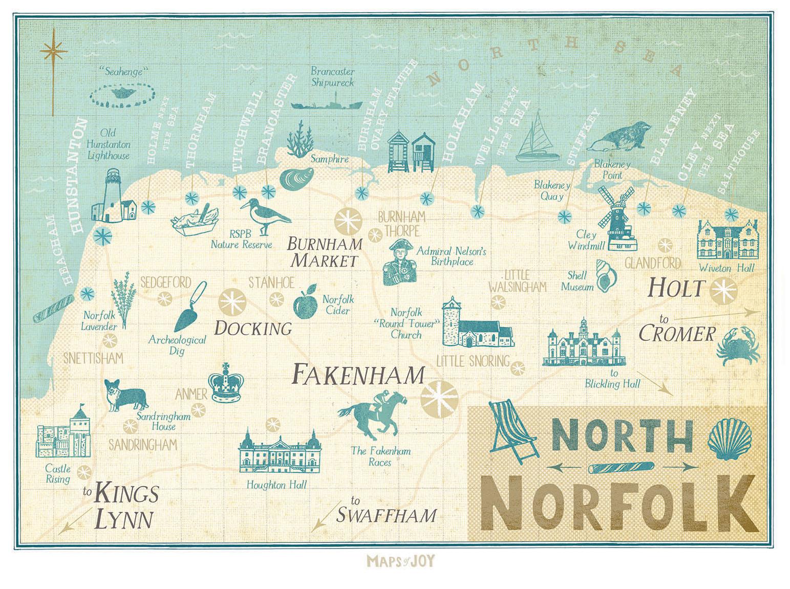 Norfolkblog